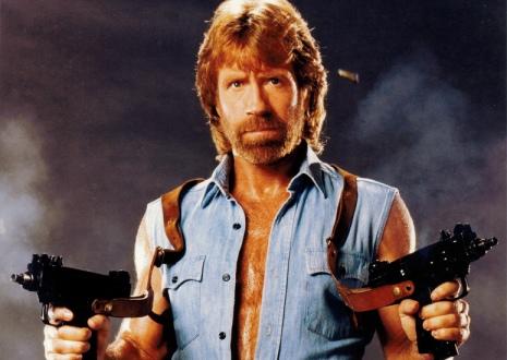 Tekkie Divers as hard as Chuck Norris: Official